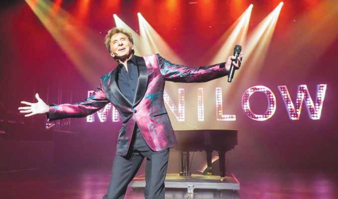 Barry Manilow Extends Hit Show Into 2019 At Westgate Las Vegas
