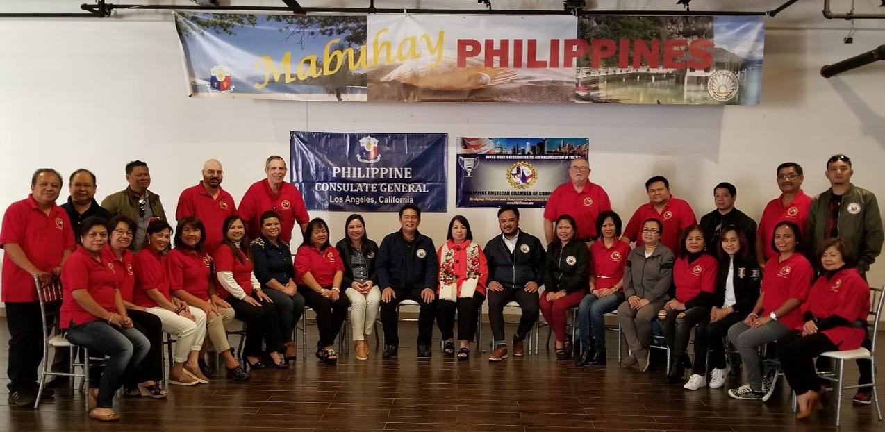 PH Consulate General in LA Conducts Consular Outreach in