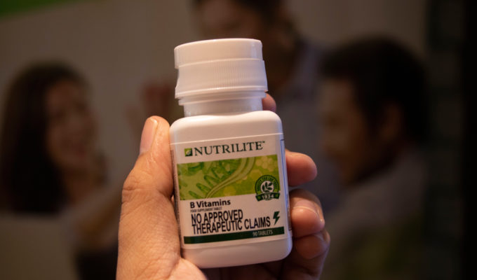Amway Announces Launch Of Nutrilite™ B Vitamin For Busy