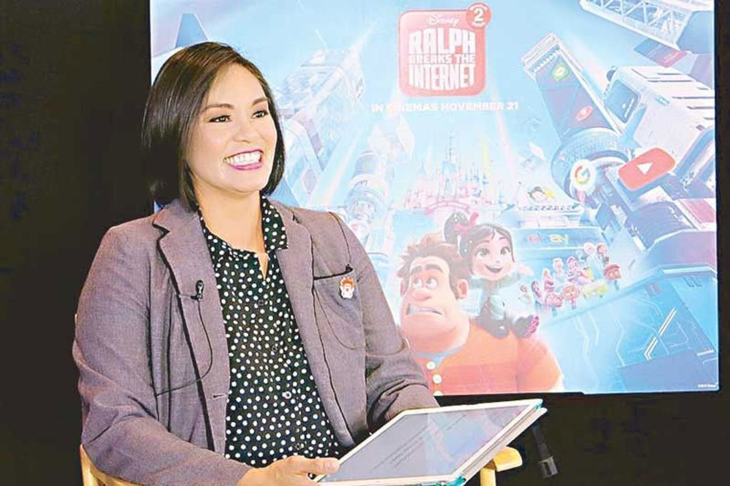 Disney to develop animated feature directed by Filipina American